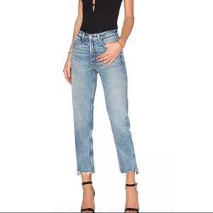 GRLFRND Helena High-Rise Straight Jean